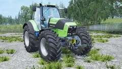 Deutz-Fahr 7250 TTV Agrotron real engine for Farming Simulator 2015
