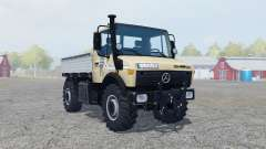 Mercedes-Benz Uɳimog U1450 (Br.427) for Farming Simulator 2013