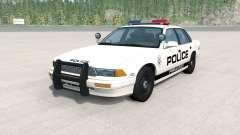 Gavril Grand Marshall Firwood Police for BeamNG Drive