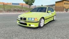BMW M3 compact (E36) 1996 for Euro Truck Simulator 2
