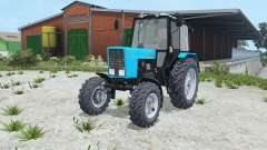 MTZ-82.1 Belarus blue oras for Farming Simulator 2015