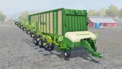 Krone ZX 550 GD ᶉake for Farming Simulator 2013