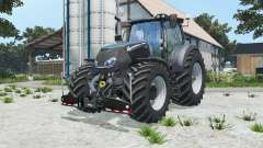 Case IH Optum 300 CVX black for Farming Simulator 2015