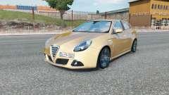 Alfa Romeo Giulietta (940) for Euro Truck Simulator 2