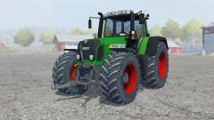 Fendt 820 Vario TMS HQ textures for Farming Simulator 2013