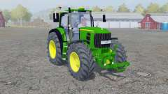 John Deere 7530 Premium wheel weights for Farming Simulator 2013