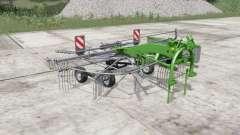 Fendt Former 456 DN for Farming Simulator 2017