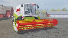 Claas Lexion 420 & C540 for Farming Simulator 2013
