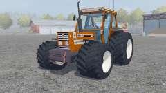 Fiat 100-90 DT Terra tires for Farming Simulator 2013