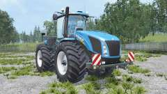 New Holland T9.560 real engine for Farming Simulator 2015
