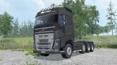 Volvo FH16 750 Globetrotter cab for Farming Simulator 2015