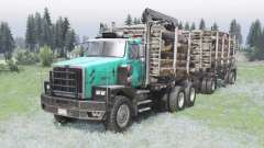 Western Star 6900XD v1.1 for Spin Tires