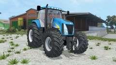 New Holland TG285 for Farming Simulator 2015