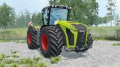 Claas Xerion 5000 Trac VC washable for Farming Simulator 2015