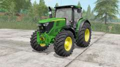 John Deere 6175R-6215R for Farming Simulator 2017