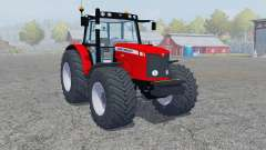 Massey Ferguson 7480 for Farming Simulator 2013