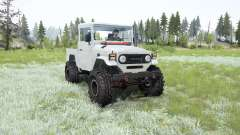 Toyota Land Cruiser Short Bed (FJ45) for MudRunner
