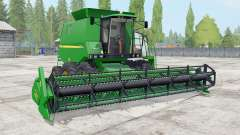 Johɳ Deere 1550 for Farming Simulator 2017