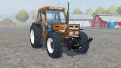 Fiat 110-90 DT front loader for Farming Simulator 2013