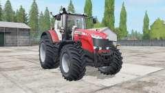 Massey Ferguson 8727-8737 for Farming Simulator 2017