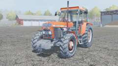 Ursus 1224 manual ignition for Farming Simulator 2013