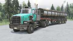 Western Star 6900XD v1.2 for Spin Tires