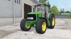 John Deere 6000-7000 Premium for Farming Simulator 2017