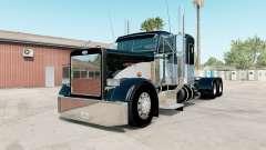 Peterbilt 379 Flat Top for American Truck Simulator