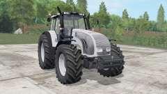 Valtra T163 light gray for Farming Simulator 2017