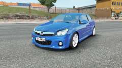 Opel Astra OPC (H) 2005 for Euro Truck Simulator 2