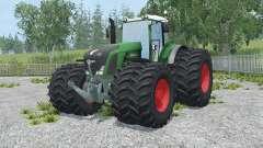 Fendt 936 Vario spanish green for Farming Simulator 2015