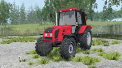 MTZ-1025.4 Belaus for Farming Simulator 2015