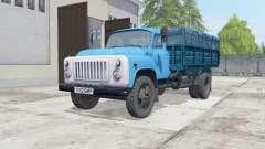 GAS-SAZ-3507 blue color for Farming Simulator 2017