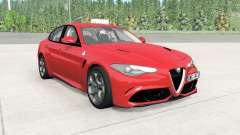 Alfa Romeo Giulia Quadrifoglio (952) for BeamNG Drive
