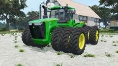 John Deere 9620R triples for Farming Simulator 2015