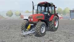 MTZ-920.3 Belarus open doors for Farming Simulator 2013