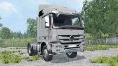 Mercedes-Benz Actros 1848 (MP3) for Farming Simulator 2015