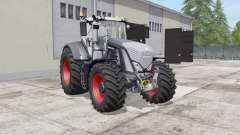 Fendt 930-939 Vario Black Beauty for Farming Simulator 2017