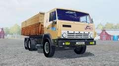 KamAZ-53212 soft orange color for Farming Simulator 2013