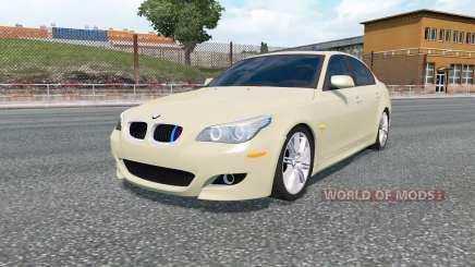 BMW 520d M Sport (E60) 2005 for Euro Truck Simulator 2