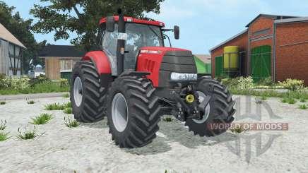 Case IH Puma 160 for Farming Simulator 2015