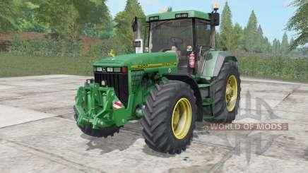 John Deere 8400&8410 for Farming Simulator 2017