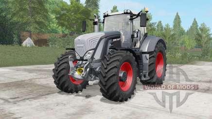 Fendt 930-939 Vario Black Bᶒauty for Farming Simulator 2017