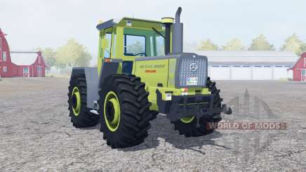 Mercedes-Benz Trac 1800 Intercooler wild willow for Farming Simulator 2013