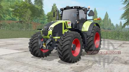 Claas Axion 920-950 USA for Farming Simulator 2017