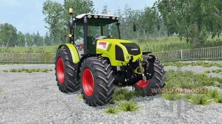Claas Axos 330 la rioja for Farming Simulator 2015