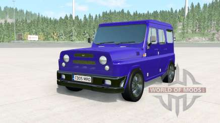 UAZ Entirely for BeamNG Drive