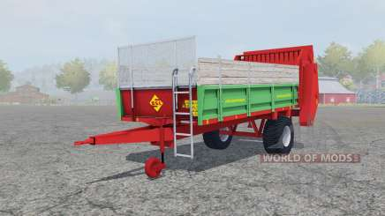 Strautmann BE4 for Farming Simulator 2013