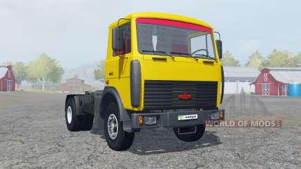 MAZ-5432 for Farming Simulator 2013