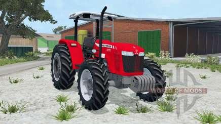 Massey Ferguson 4275 vivid red for Farming Simulator 2015